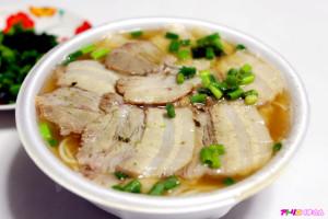 走るラーメンセンターのチャーシュー麺